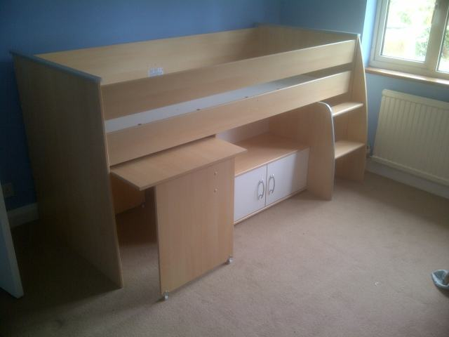 Flat Pack Furniture Challenge